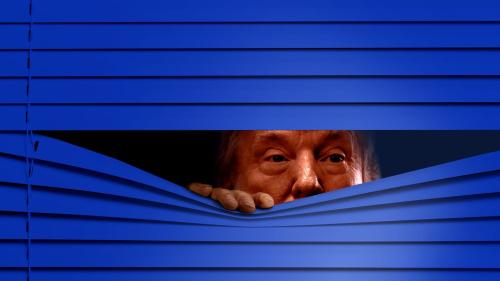 Trump blinds
