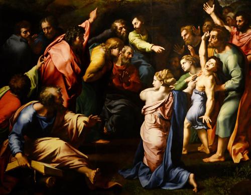 Transfiguration lower 1